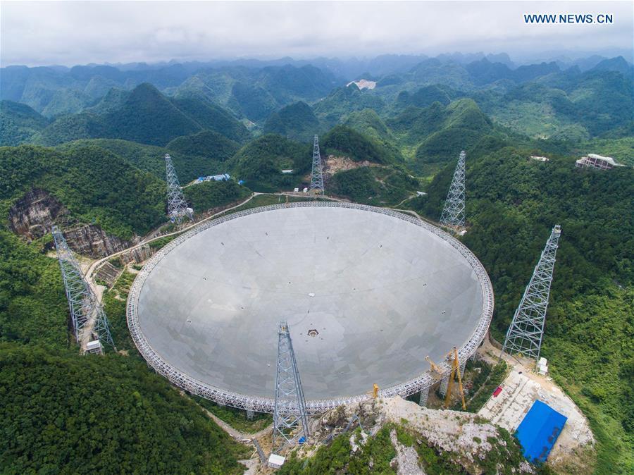 7 công trình Trung Quốc khiến thế giới phải kinh ngạc