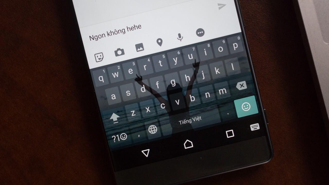 DSC04888 - Hướng dẫn tạo ảnh nền bàn phím ảo trên Android tùy ý