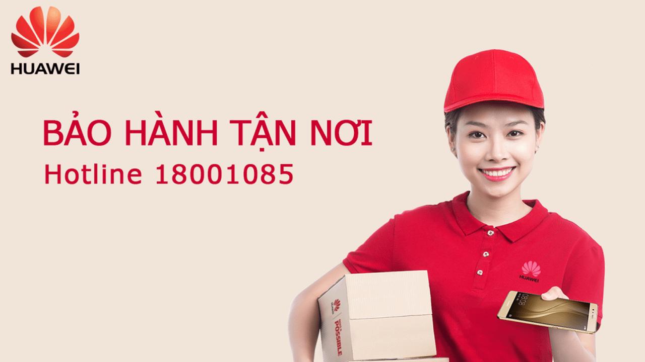 Dich vu bao hanh tan noi cua Huawei - Huawei Việt Nam triển khai dịch vụ bảo hành smartphone tận nơi