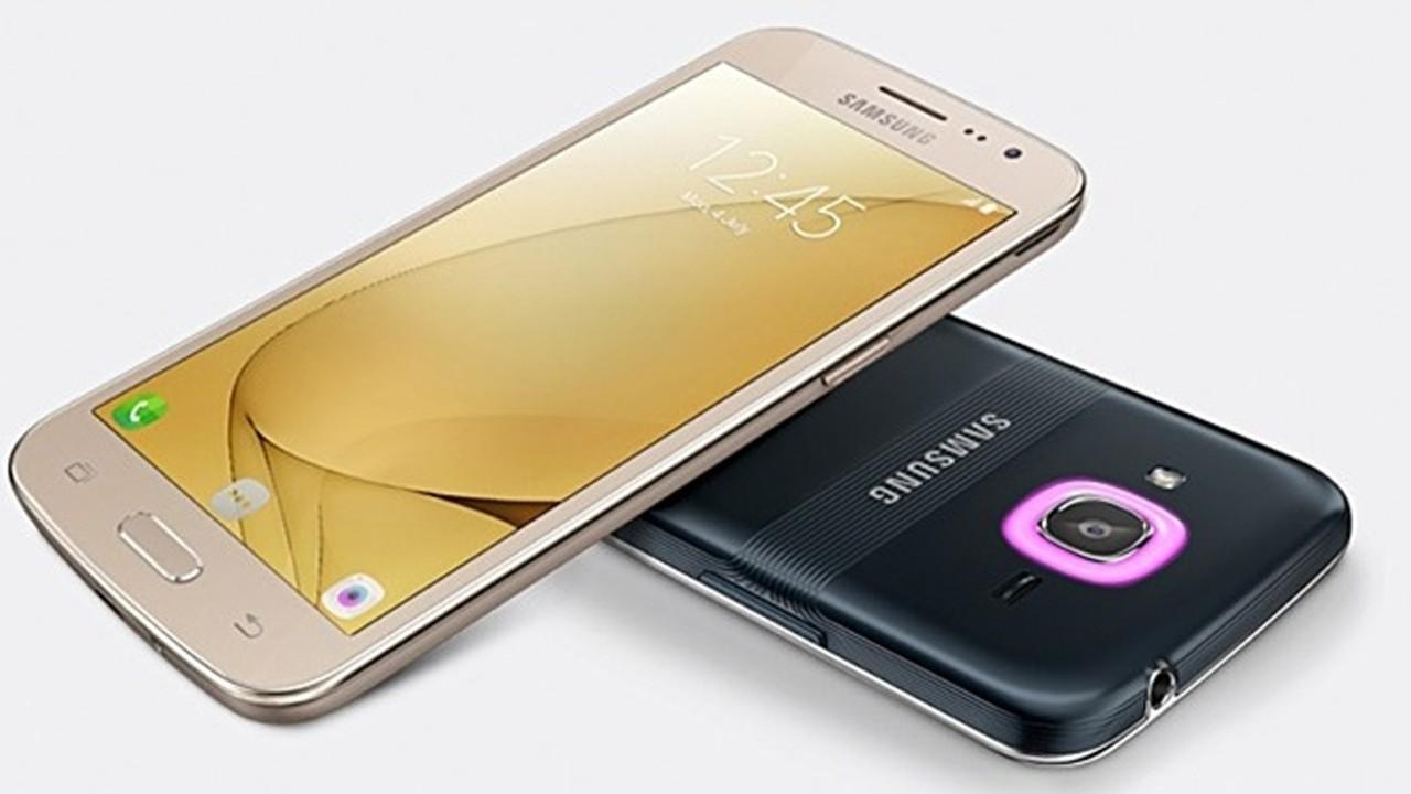 Galaxy J2 trainghiemso - Samsung Galaxy J2 (2016) chính thức trình làng với Smart Glow