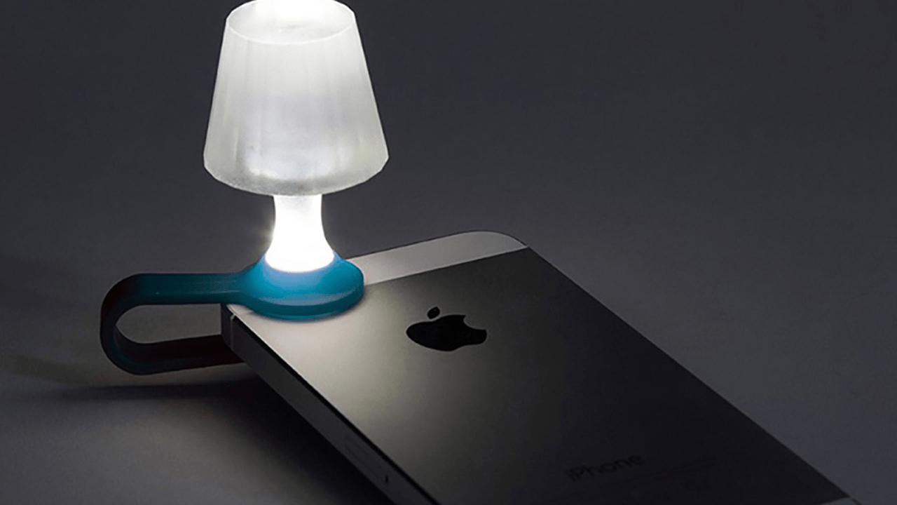 Luma trainghiemso - Luma – Đèn ngủ tận dụng flash của iPhone
