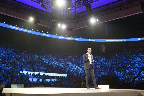 Microsoft WPC Toronto 2016-07