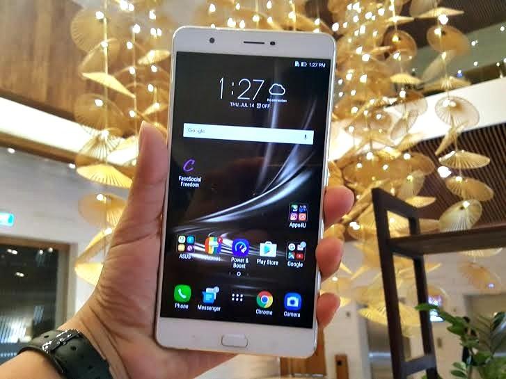 Chi tiết cấu hình, giá bán loạt smartphone Zenfone 3 tại Việt Nam