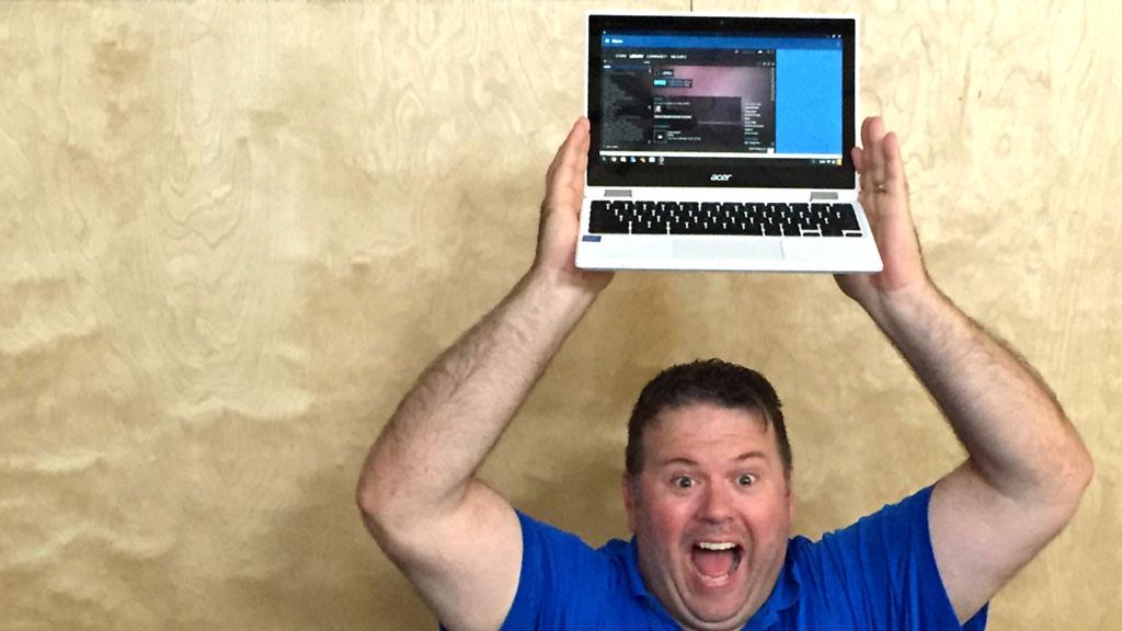 codeweavers crossover on google chromebook james ramey 2 - Người dùng Android có thể chạy ứng dụng Windows trong thời gian tới