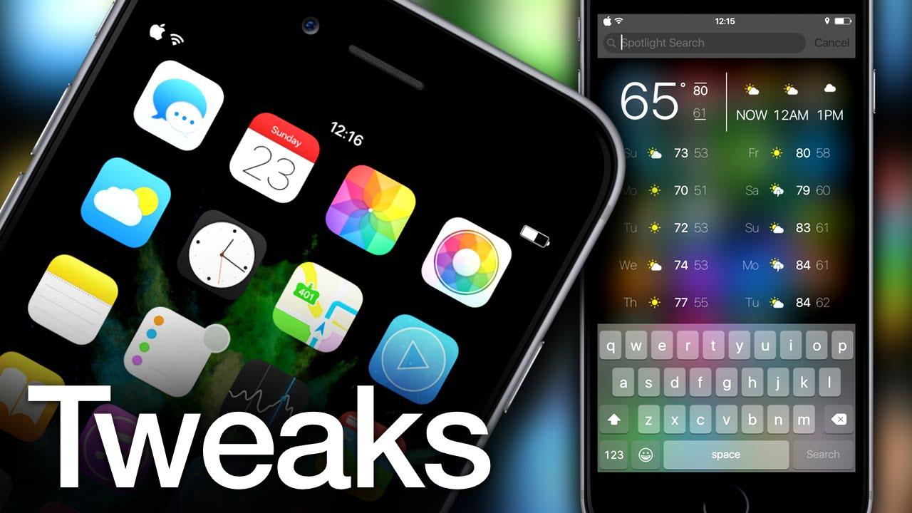 cydia featured - Những tweak đầu tiên tương thích với máy iOS 9.3.3 jailbreak