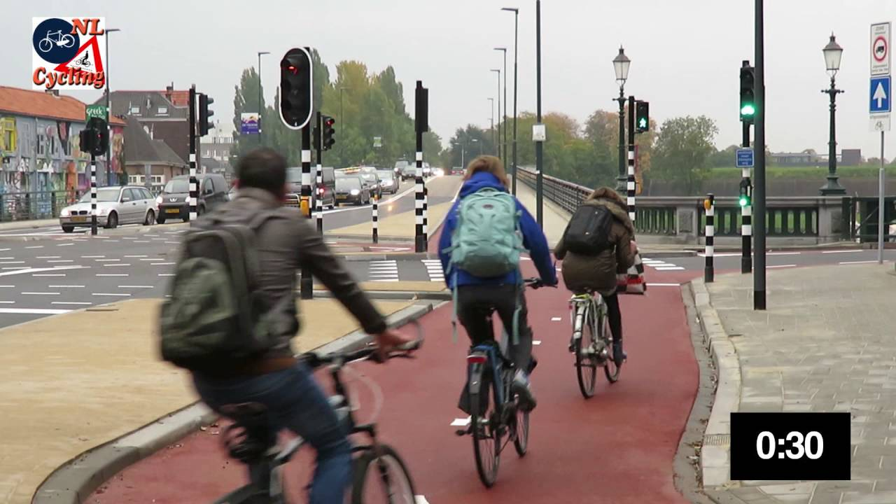 den giao thong thong minh tai Ha Lan - Hệ thống đèn giao thông thông minh tại Hà Lan