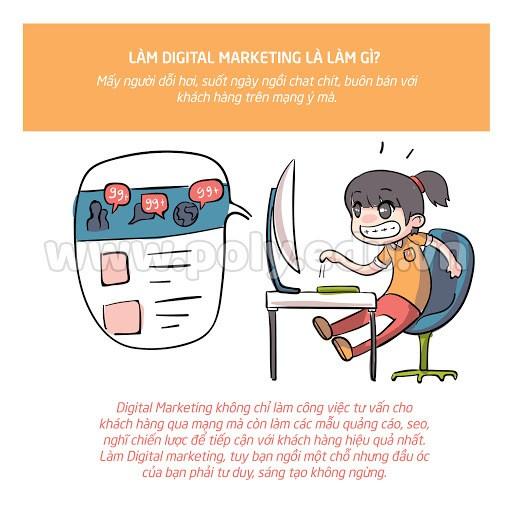 Định nghĩa Digital Marketing qua góc nhìn hài hước