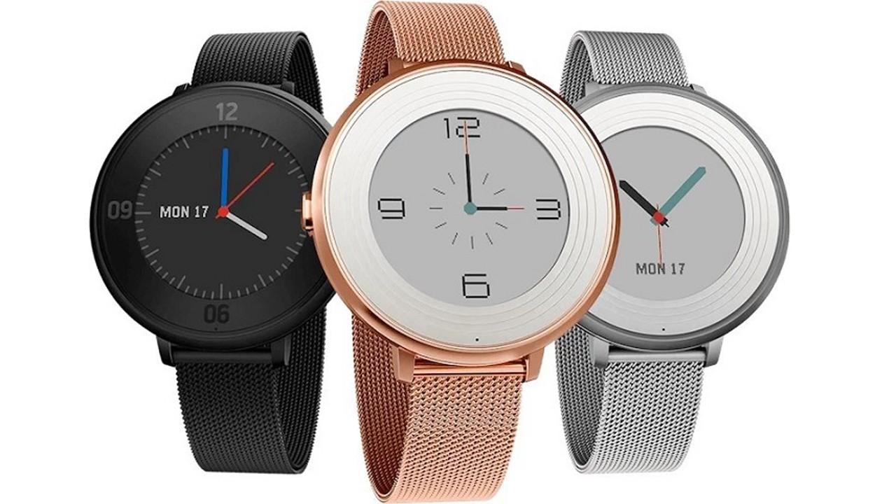 google watch trainghiemso - Google đang phát triển 2 smartwatch Android Wear