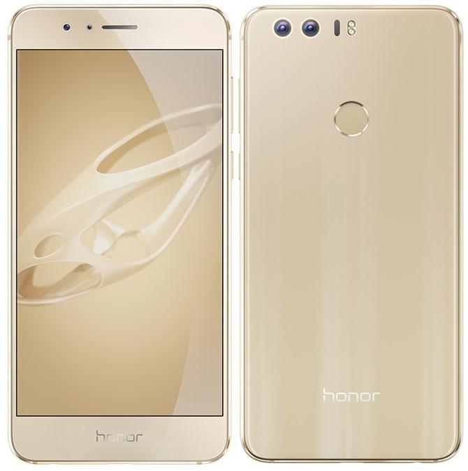 Huawer giới thiệu Honor 8: thêm model lắp camera kép