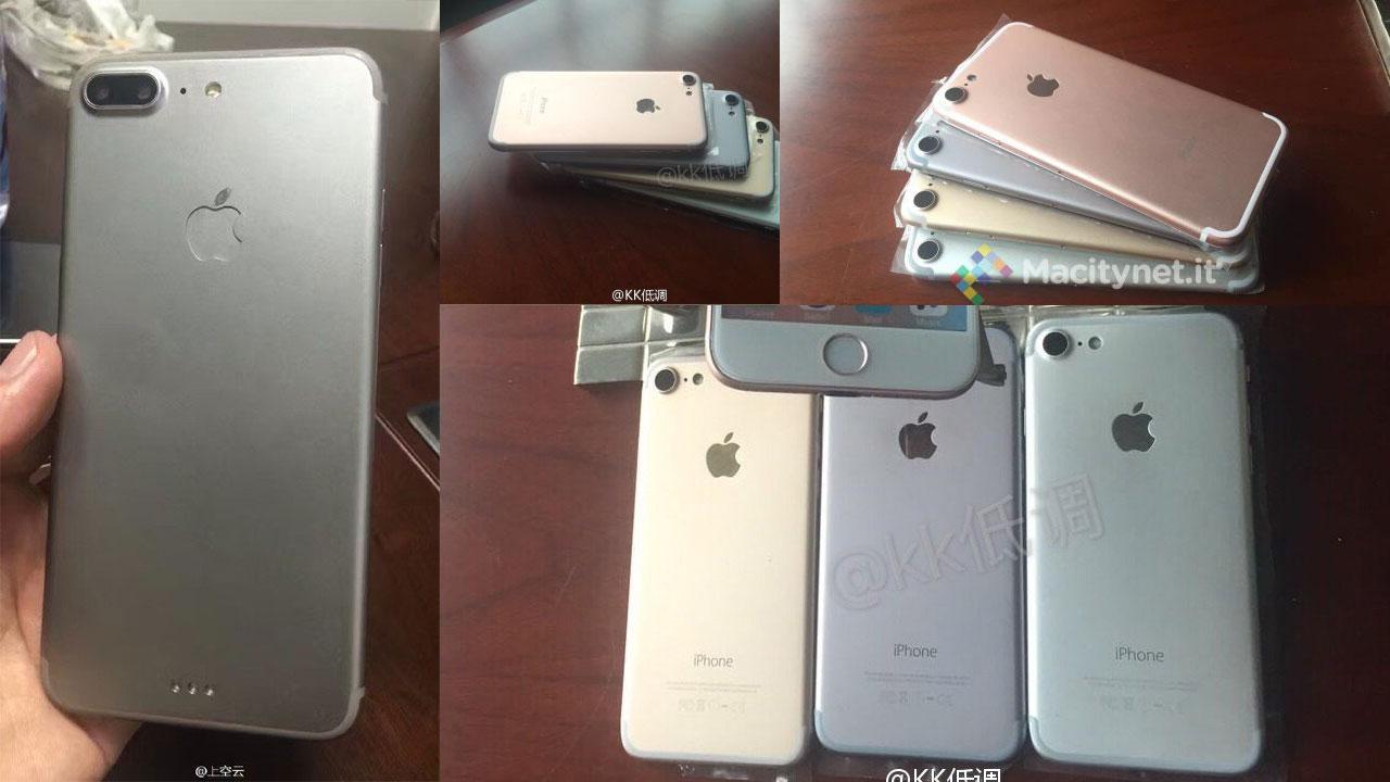 iphone 7 cover - Tổng hợp một số hình ảnh và video mới nhất của iPhone 7
