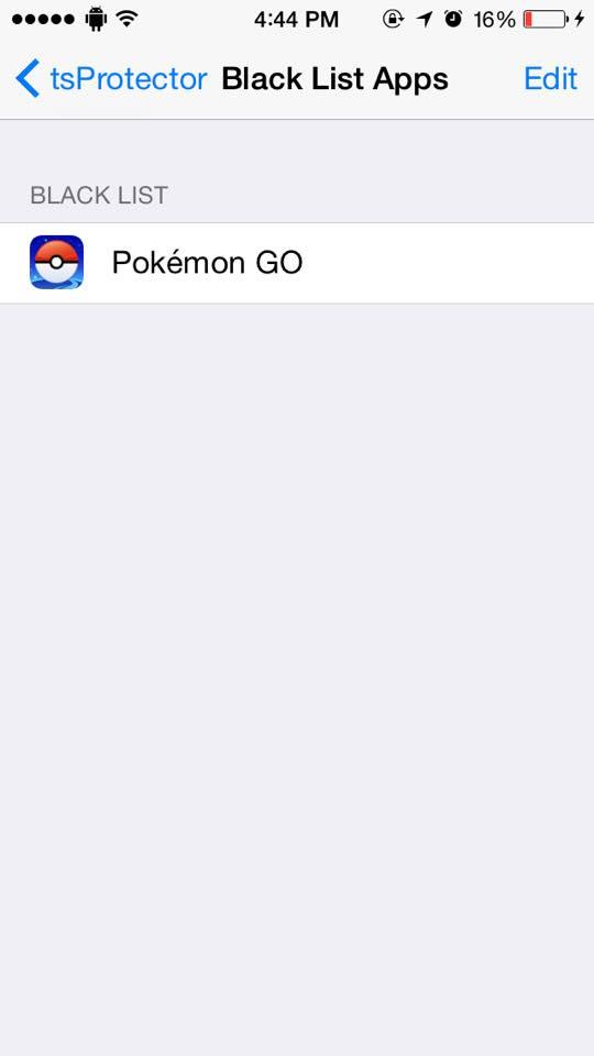 Làm sao chơi Pokémon GO trên iPhone đã jailbreak?