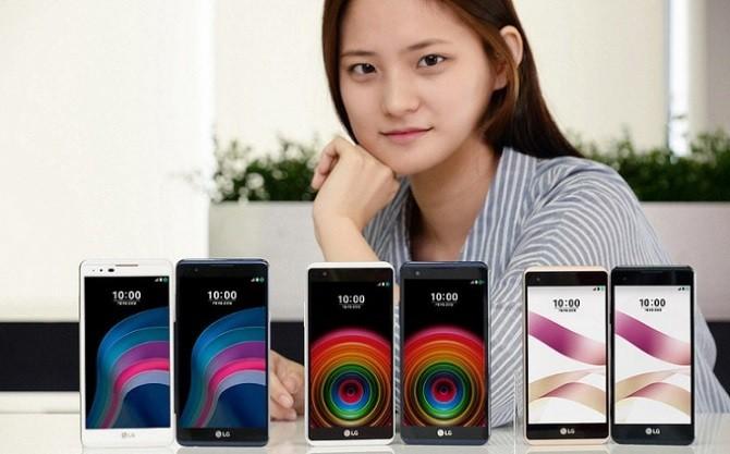LG ra mắt X5 và X skin tại hàn Quốc