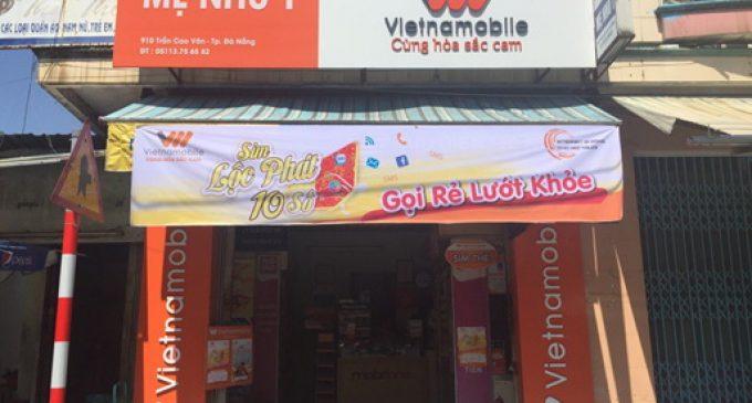 Mạng Vietnamobile ra mắt SIM Lộc Phát 10 số ở miền Trung