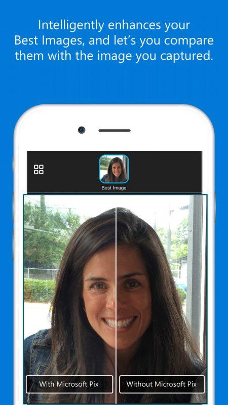 Microsoft Pix - Ứng dụng tận dụng AI giúp chụp ảnh tuyệt đẹp