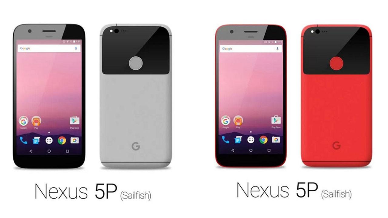 nexus 5p featured - Nexus 5P lộ diện với hình ảnh render