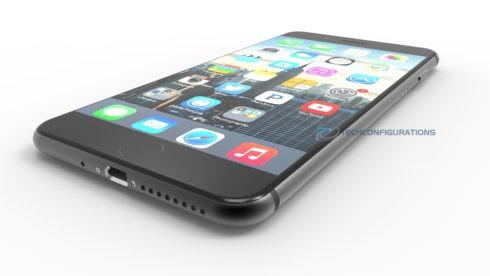 Ngắm iPhone 7 đen quyến rũ với phím Home cảm ứng hoàn toàn mới