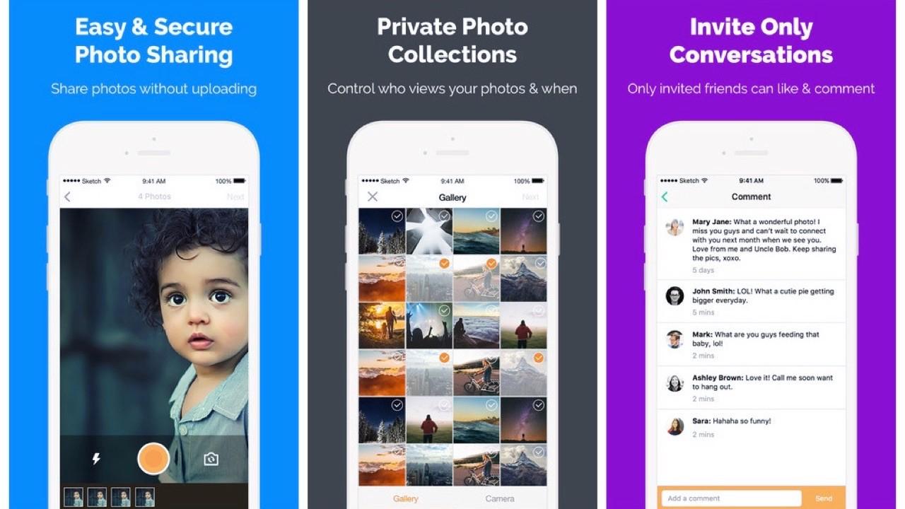 picaboo featured - Hướng dẫn chia sẻ ảnh riêng tư trên điện thoại