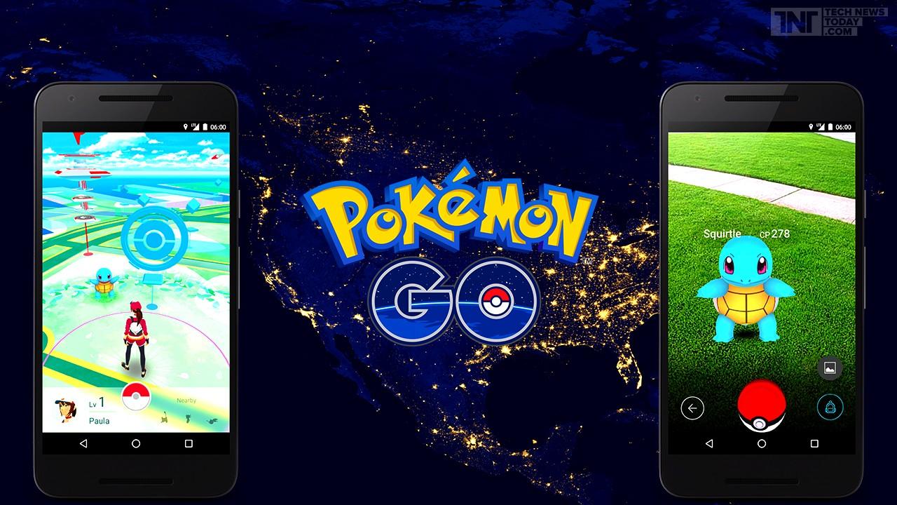 pokemon go featured 3 - Một ngày trải nghiệm tựa game Pokémon GO