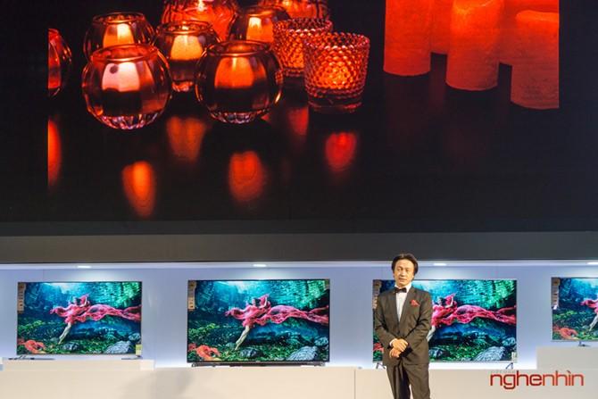Ra mắtdòng TV 4K Pro mới cho thị trường Việt