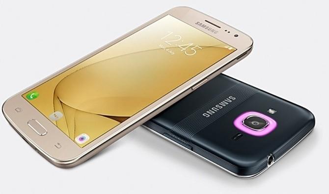 Samsung Galaxy J2 (2016) chính thức trình làng với Smart Glow