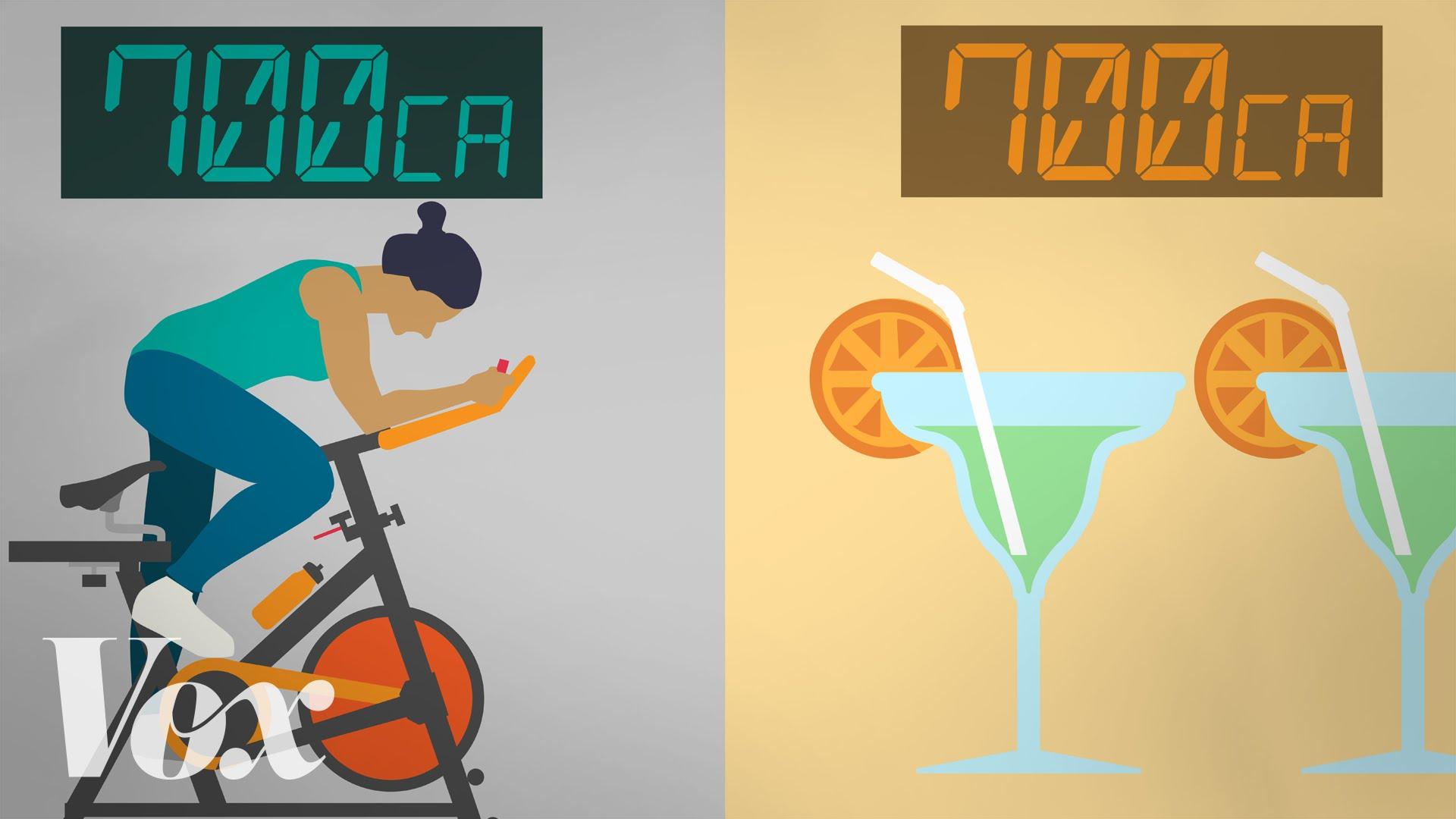 tap the duc de bi tang can - Vì sao càng tập thể dục bạn càng lên cân?