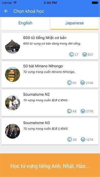 Top 10 ứng dụng học ngoại ngữ miễn phí tốt nhất trên iOS