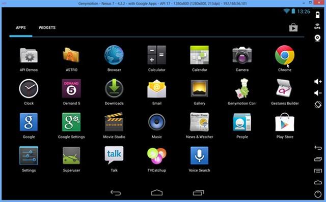 Top 12 trình giả lập Android tốt nhất trên máy tính