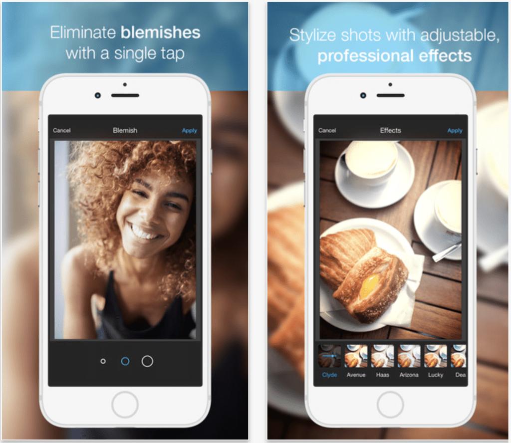 Top 15 ứng dụng xử lý ảnh tốt nhất năm 2016 trên iOS