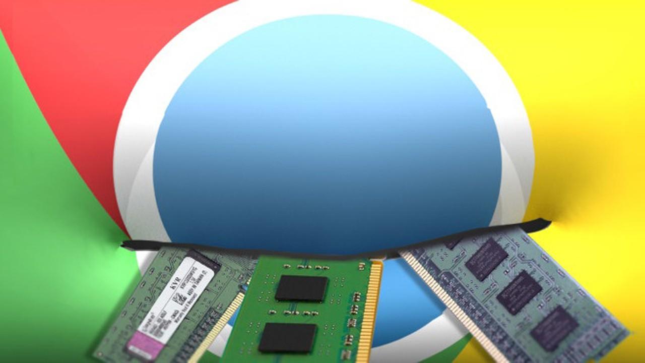 trinh duyet Chrome trainghiemso - Vì sao trình duyệt Chrome ngốn nhiều RAM?