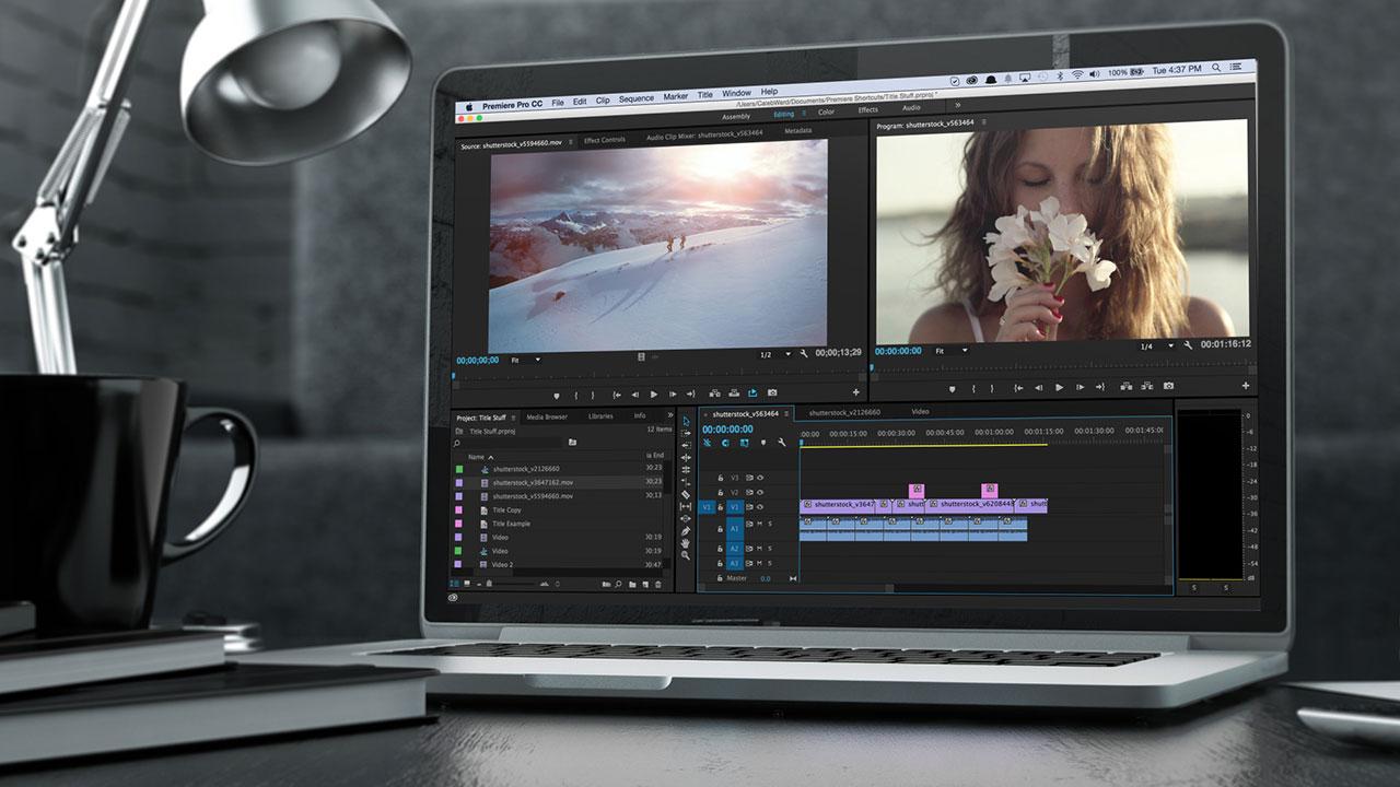 video editing featured - Top 5 ứng dụng xử lý video trên máy tính tốt nhất 2016
