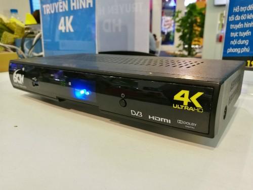 Việt Nam thử nghiệm truyền hình 4K từ tháng 9