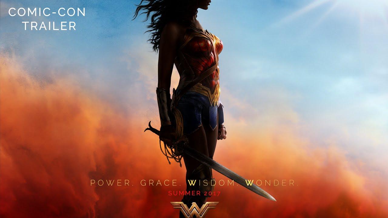 wonder woman featured - Top 10 trailer bạn không nên bỏ lỡ trong tuần này