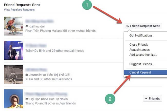6 mẹo rất thú vị trên Facebook có thể bạn chưa biết