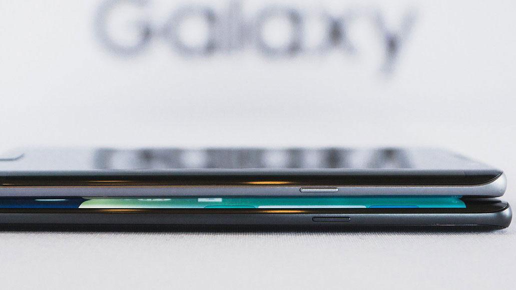 AndroidPIT Samsung Galaxy S7 edge vs Note7 5 w1218h580 - Galaxy S7 edge so găng Galaxy Note 7: Kẻ tám lạng, người nửa cân