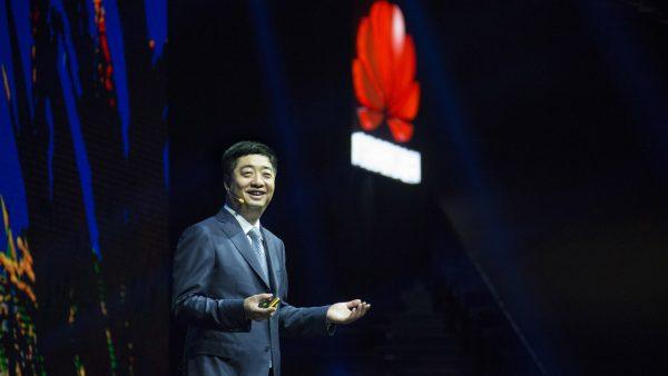 Ken Hu, Huawei's Rotating CEO, gave keynote at HUAWEI CONNECT 2016