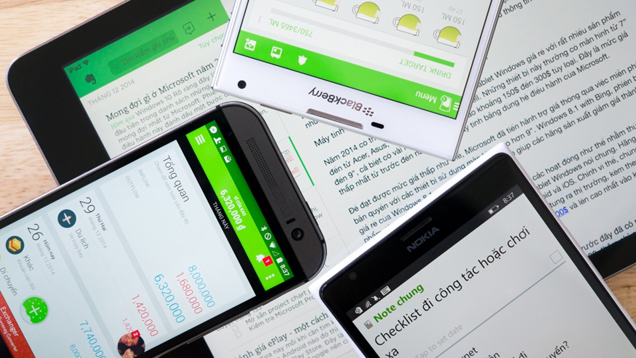 Ung dung ghi chu nhac nho hay quen trainghiemso - 5 ứng dụng ghi chú mã nguồn mở cho Android