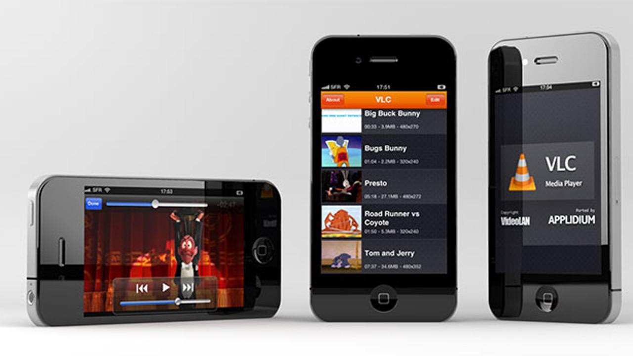 VLC ung dung choi video trainghiemso - Top 3 ứng dụng xem phim nhiều định dạng trên iOS