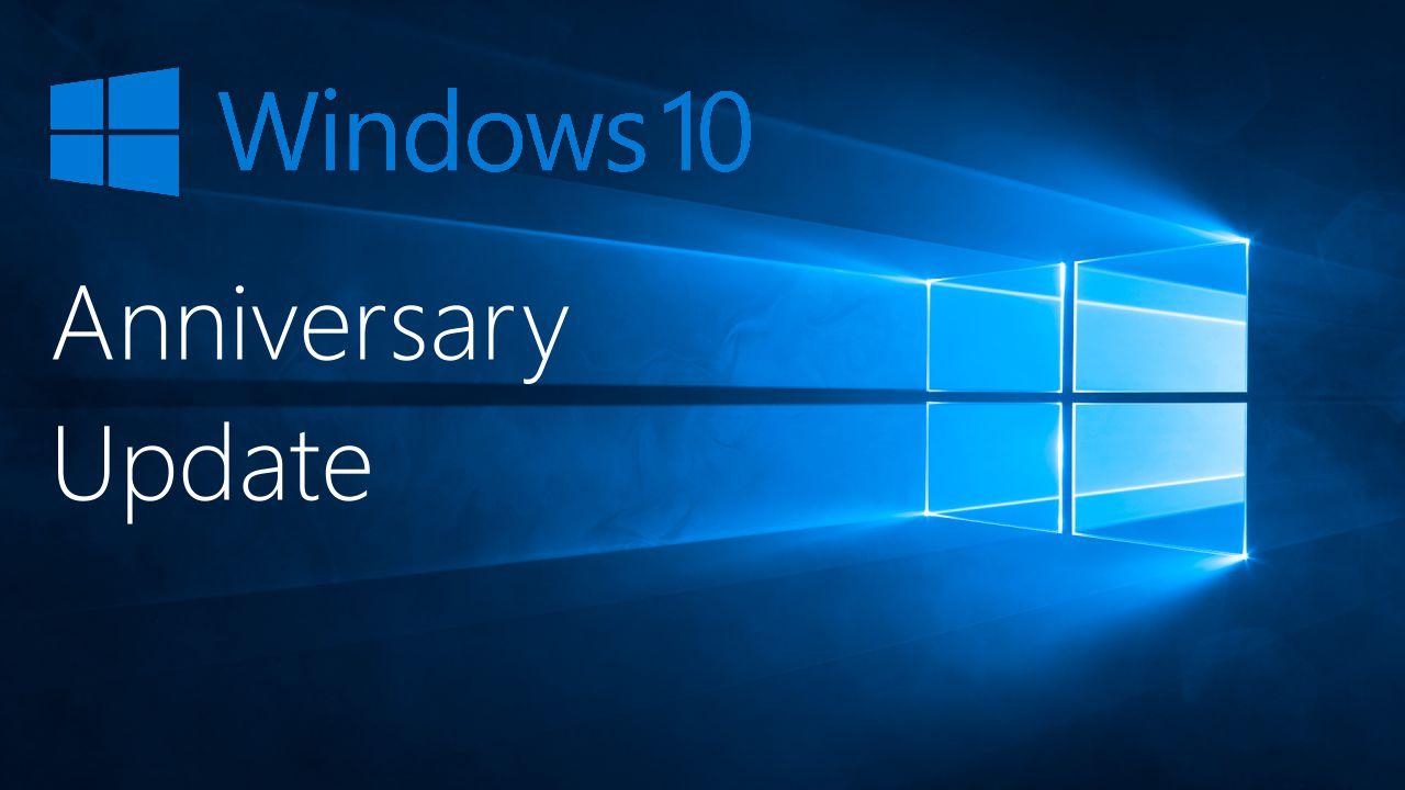 Windows 10 Anniversary Update featured - Hướng dẫn cập nhật máy tính lên Windows 10 Anniversary update
