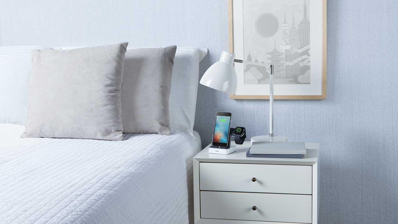 belkin powerhouse dock charge featured - Belkin ra mắt dock sạc cho iPhone lẫn Apple Watch