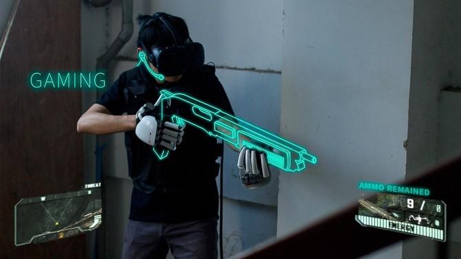 Dexmo - Chiếc găng tay giúp bạn chạm tay được vào