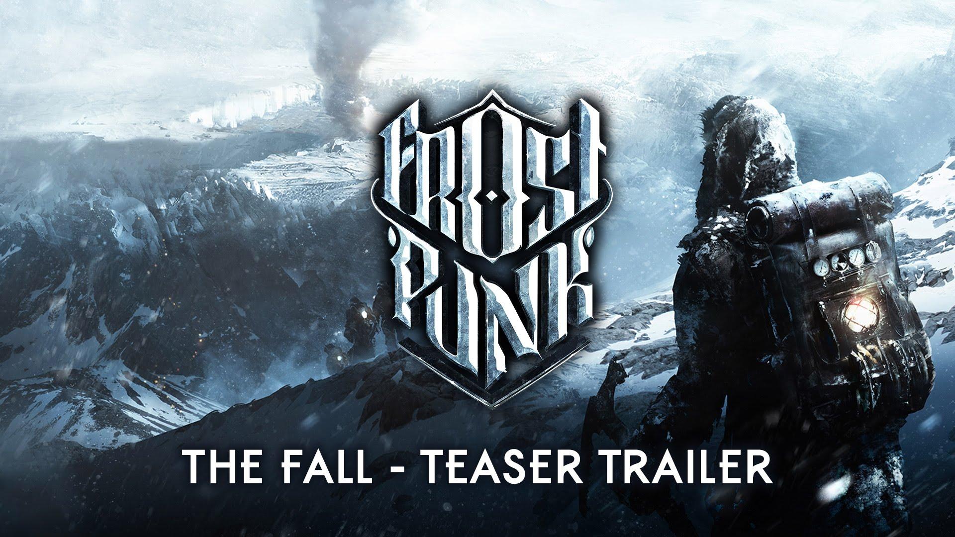 frostpunk featured - Frostpunk - game mới đến từ studio phát triển This War of Mine