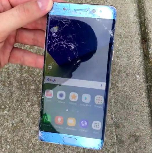 Giá thay màn hình Galaxy Note 7/S7/edge, LG G5, HTC 10, iPhone 6s/Plus/SE