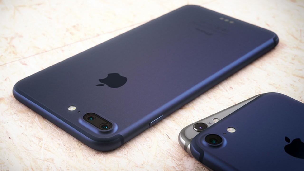 ip7 blue - iPhone 7: Thành công hay thất bại?