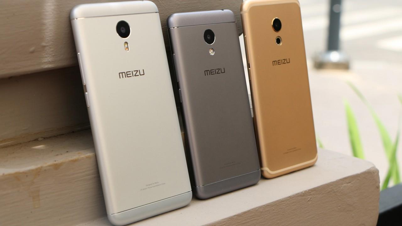 smartphone Meizu - FPT Shop bán độc quyền smartphone Meizu, giá từ 3 triệu đồng
