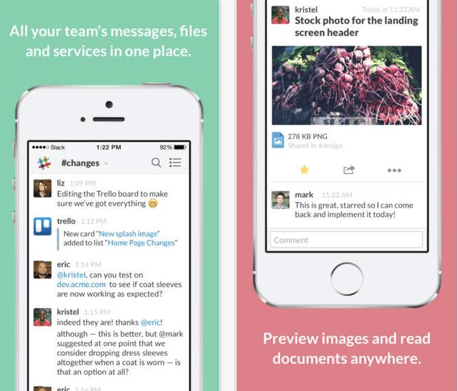 Top 4 ứng dụng chat nhóm trên iOS