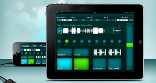 Top 5 ứng dụng DJ dành cho iOS