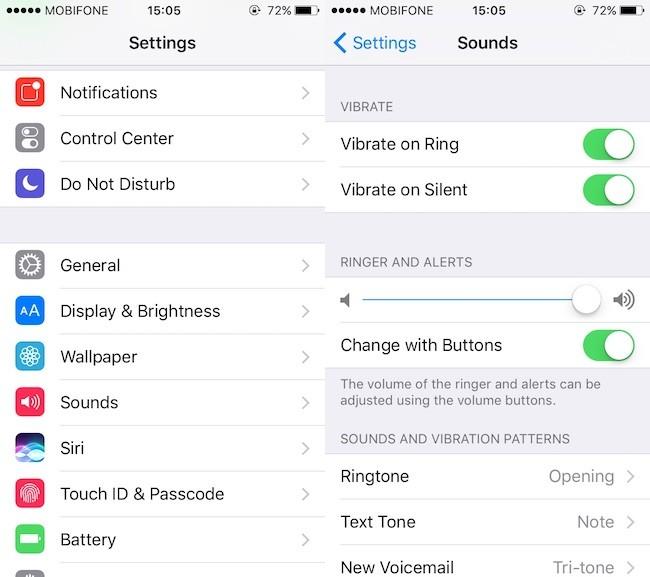 unnamed file 203 - 9 cách khắc phục lỗi iPhone không đổ chuông khi có cuộc gọi