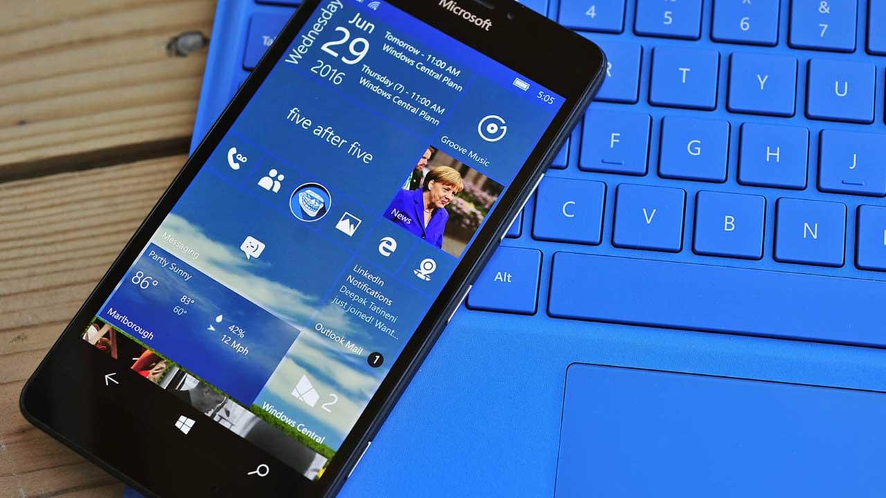 windows 10 mobile featured - Hướng dẫn nâng cấp điện thoại lên Windows 10 Mobile Anniversary Update