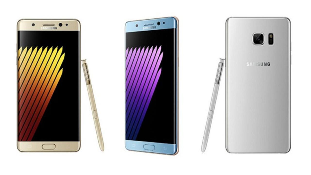 """Galaxy Note 7 chay no pin - Samsung khuyến cáo người dùng """"tắt nguồn Note 7"""""""
