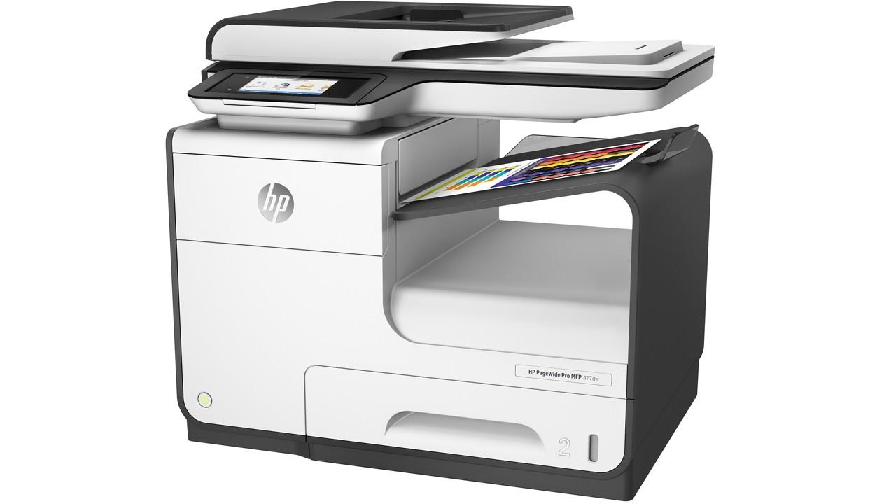 HP PageWide Pro - HP công bố loạt máy in khổ A3 thế hệ mới